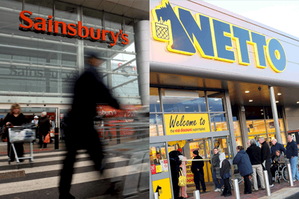 Sainsburys has announced it is bringing Netto to the UK