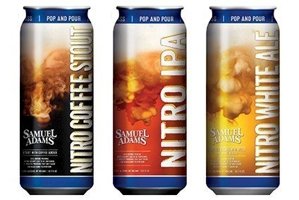 Boston Beers upcoming Nitro range could help boost volumes