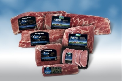 Smithfield has launched a premium pork line