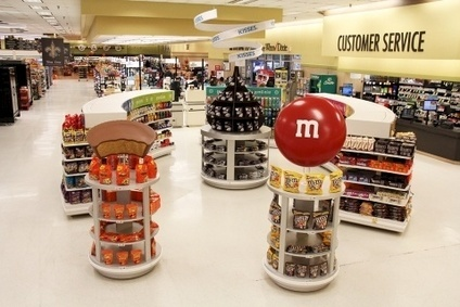 Hershey tries something new at the Winn-Dixie store in Baton Rouge