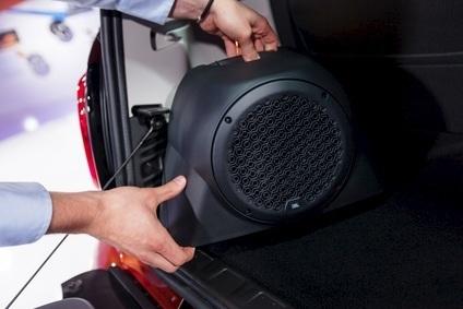 GERMANY: JBL Smart speaker system includes removable
