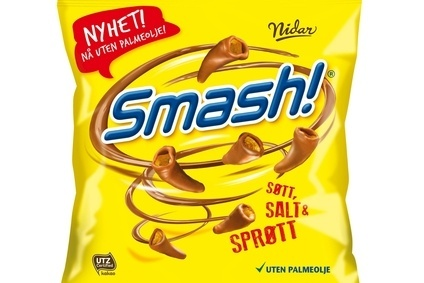 Orkla removes palm oil from Smash chocolate