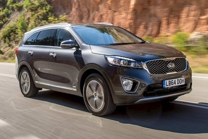 Revealing The UM Series Sorento In August 2014, Kia Said It Was Aiming To  Sell