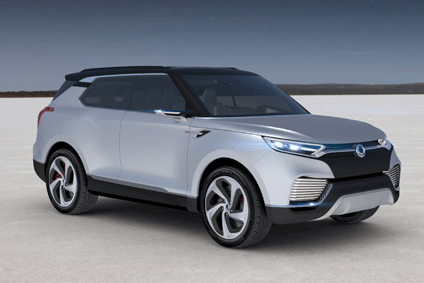 The production version of this concept will enter production by year-end