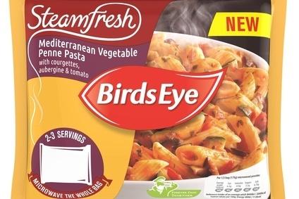 birds eye uk food industry Frozen food brand birds eye is launching a new range of frozen pulse  steve  challouma, birds eye uk marketing director, commented:.