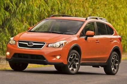 Subaru has changed plan and will now build the next XV Crosstrek in Japan, like the current model shown, and not the US