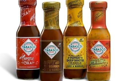 Sauce Tabasco Tabasco Expands Sauce Line