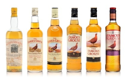 Famous Grouse gets upgrade as Edrington sees