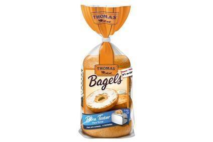 Grupo Bimbo launches Thomas Bagels in Spain