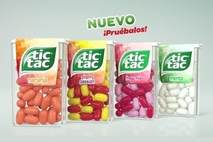Ferrero launches Tic Tac in Spain   Food Industry News   just-food