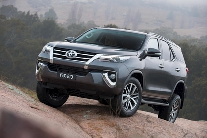 Thai-built Fortuner will widen Australian Toyota SUV line, be sold in many Asia-Pacific and emerging markets. Its effectively an SUV variant of the Hilux truck
