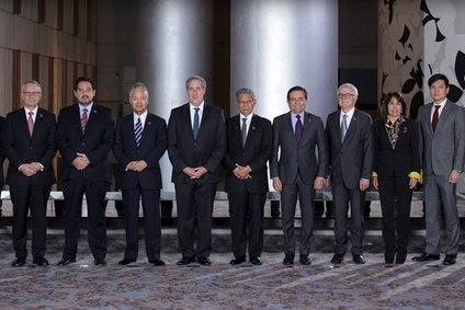 The Trans-Pacific Partnership deal was secured earlier this week