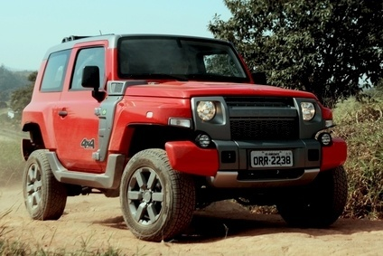 BRAZIL: Troller T4 fully updated by Ford | Automotive ...