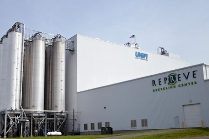 Since opening in 2010, Unifi has invested $15m in its Repreve facility