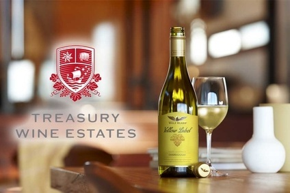 Treasury Wine Estates shares jump as profits return in FY