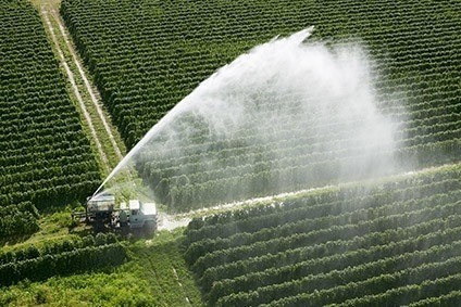 A group of investors has urged food firms to improve their water risk management