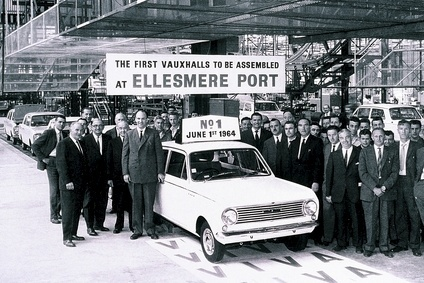 The original HA Viva was built at Luton from 1963 but production moved to a new factory at Ellesmere Port near Liverpool in 1964. Luton car build is long gone but the newer plant still churns out Astras today