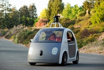 """Driverless cars cant get tired – I can"" - Google Automotive head Hugh Dickerson"