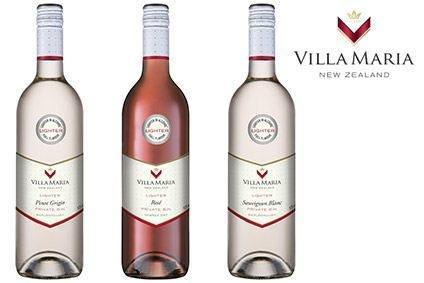 Villa Marias Lighter range will launch in the UK next month