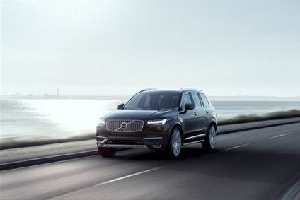 "VCC says it has more than 36,000 ""pre-orders"" for the XC90"
