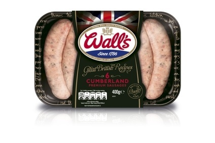 Kerry Foods has launched a Walls premium brand of sausages