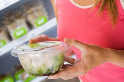 Changes in consumers lifestylers driving growth for convenience food, report says