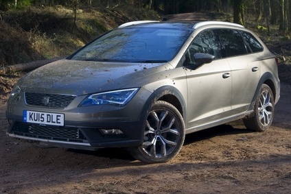 X-Perience can be ordered with 150- or 184PS 2.0 TDI engines