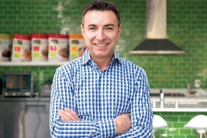 just the answer: Gardein founder and CEO Yves Potvin