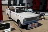 Brush with Vauxhall history - original Viva, Job 1