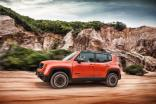 As part of Jeep's global expansion strategy, Jeep Renegade is now made and sold in Brazil