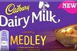 "Mondelez International aims for ""luxury"" with Cadbury Dairy Milk Medley"