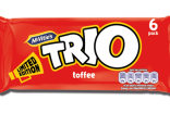 United Biscuits relaunches Trio in UK