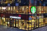 Starbucks wants to open around 1,400 stores in China in three years