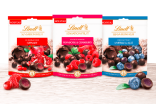 Lindt launches fruit-centred chocolate range in France