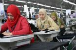Egypt's ready-made garment exports have fallen from US$1.55bn in 2012 to US$1.35bn in 2015