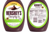 Hershey launches Simply 5 Syrup