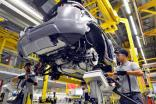 UK car output down 18.2% in April