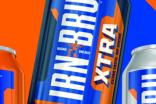 AG Barrs Irn Bru Xtra - Product Launch