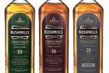 """We tried for a long time to make Bushmills hot"" - Diageo CEO Menezes"