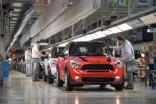 BMW considers making electric Mini in Germany - report