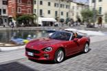 Fiat UK acknowledges Mazda hand with Spider