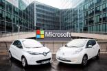 Renault-Nissan partners Microsoft on connectivity
