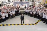 Aston Martin commences DB11 production