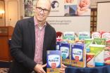 Danone launches Aptamil infant formula in India