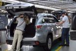 Toyota adds 400 jobs to boost Princeton SUV capacity