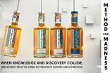 Pernod Ricards Method and Madness Irish whiskey range - Product Launch