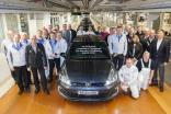 VW Wolfsburg plant produces 44m vehicles