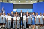 Apparel group Sae-A opens second school in Haiti
