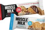 Hormel Foods launches Muscle Milk protein bars in US