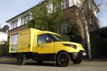 DHL Deutsche Post is replacing VW Caddy vans with its own Streetscooter